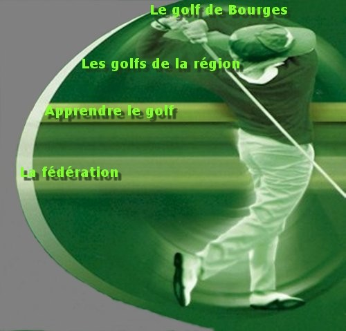 Le golf en France et en Berry