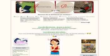 Les sites berrichons